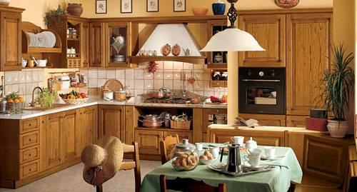 Cucine in arte povera a Torino