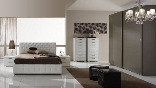 Mobili e mobilifici a torino camere moderne fofh 008 for Camere da letto hotel moderni